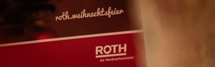 Artikel Weihnachtsfeier.Roth Die Handwerksmeister News Das War Die Roth Weihnachtsfeier